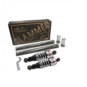 Burly Slammer Kit for Dyna (1991-2005) - Chrome