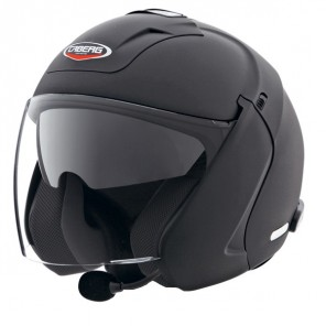 Caberg Downtown S BT Helmet - Black