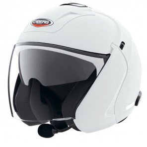 Caberg Downtown S BT Helmet - White