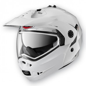 Caberg Tourmax Flip Up Helmet - White