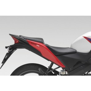 GENUINE CBR125R SINGLE SEAT (BLACK) *NH1L* | Original Honda | 77100KPPT00 |