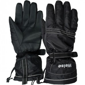 Weise City Glove  - Black