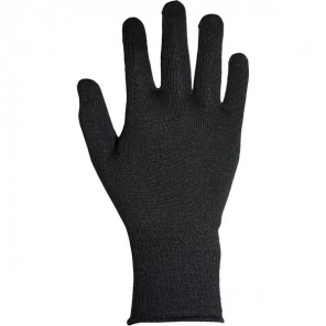 Weise Cotton Inner Glove - Black