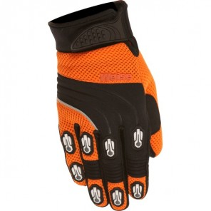 Weise Dakar Glove - Orange