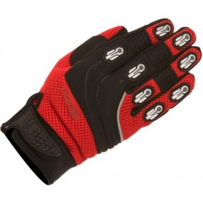 Weise Dakar Glove - Red