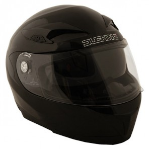 Duchinni D405 Full Face Helmet - Black