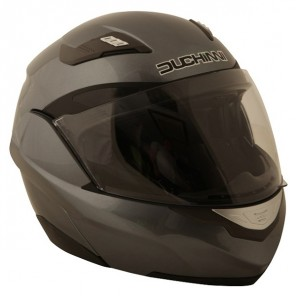 Duchinni D605 Flip Up Helmet - Grey