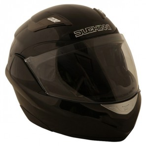 Duchinni D605 Flip Up Helmet - Black