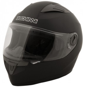 Duchinni D705 Full Face Helmet - Black