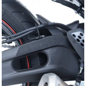 R&G Boot Guard Pads | Yamaha MT-07 | EZBG902BL
