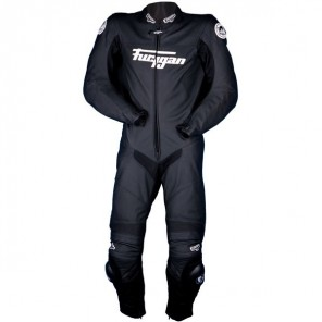 Furygan Prime Evo 1 Piece Suit - Black/White