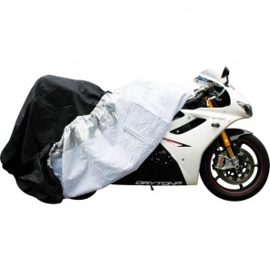 Gear Gremlin Deluxe Motorcycle Cover (Medium)
