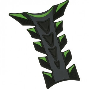 Rubber Tank Pad - Various colours - Green