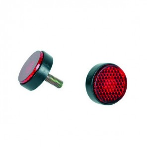 Round Reflectors Bolt On