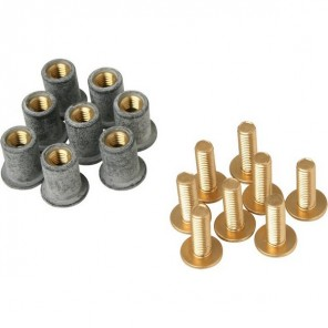 Screen Screw - Gold