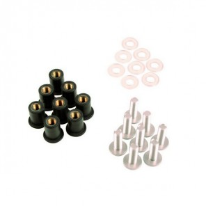 Screen Screw - Silver