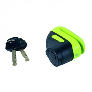 5mm Mosquito Disc Lock  - Yellow