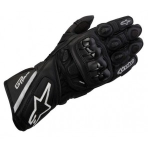 GP Plus Leather Glove - Black