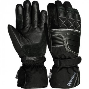 Weise Grid W/P Glove  - Black