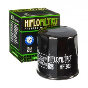 HIFLO HF303C CHROME OIL FILTER