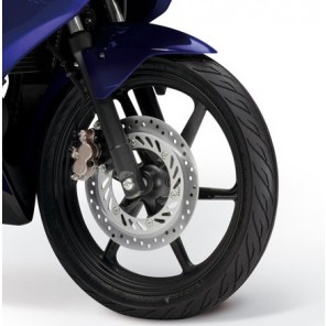 CBR125R FRONT FENDER. (CANDY LIGHTING BLUE) *PB325C * | Genuine Honda | 61100KPP900ZH |