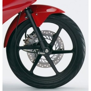 CBR125R FRONT FENDER. (CANDY GLORY SHINY RED) *R101CU* | Genuine Honda |  61100KPP900ZC |