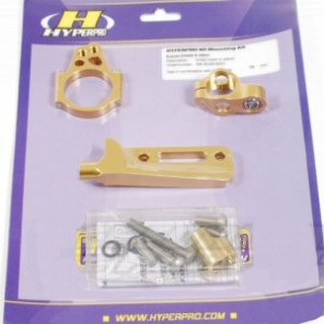 Hyperpro Damper Fit Kit - YZF R6 06>BLK