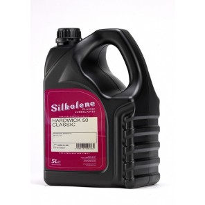 Silkolene Classic Engine Oil | Hardwick 50 | Classic oils For Vintage & Classic Vehicles | 1 litre