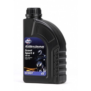 Silkolene Scooter Engine Oil | Scoot Sport 4 5W-40 | Pro Comp Super | 1 litre