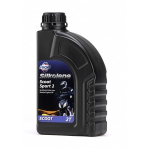 Silkolene 2-Stroke Scooter Engine Oil | Scoot Sport 2 | Super Scoot | 1 litre