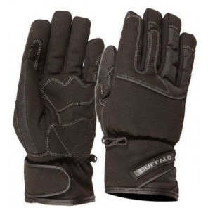 Buffalo Jade Ladies Glove - Black