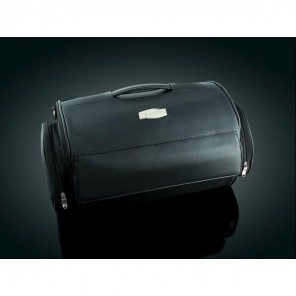 Kuryakyn Tour Trunk Roll Bag - Black