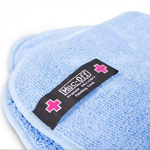 Muc-Off Stage 2 Microfibre Polishing Cloth
