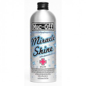 Muc-Off Stage 2 Miracle Shine Motorcycle Polish 500ml