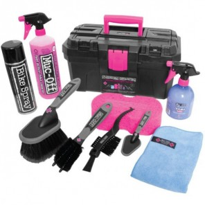 Muc-Off Stage 1 & 2 Ultimate Motorcycle Kit