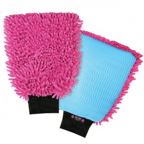 Muc-Off Stage 1 Microfibre Wash Mitt 2 in 1