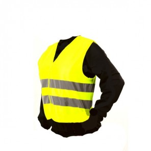 Oxford Bright Vest. Be safe, be seen.