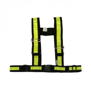 Oxford Reflective H Belt Yellow