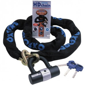 HD Chain Lock Heavy Duty Chain and Padlock 1.5m