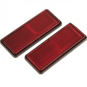 Oxford Rectangular Reflectors (Pair)