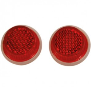 Oxford Self Adhesive Reflectors (Pair)