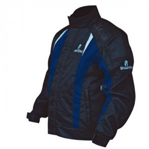 Oxford Products Spartan Short Waterproof Jacket - Blue