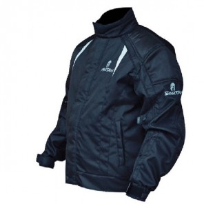Oxford Products Spartan Short Waterproof Jacket - Black