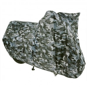 Oxford Aquatex Camo Bike Cover (Extra Large)