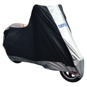 Oxford Aquatex Bike Cover With Top Box (Small)