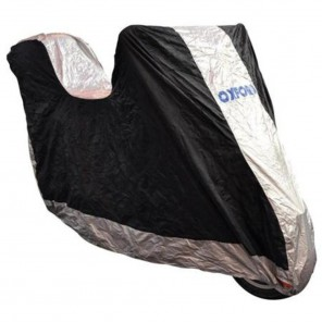 Oxford Aquatex Bike Cover With Top-Box (Extra Large)