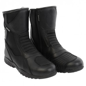 Oxford Cheyenne Short Boots - Black