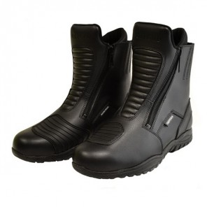 Oxford Comanche Short Boots - Black