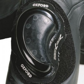 Oxford Rok Drop Knee Sliders Black