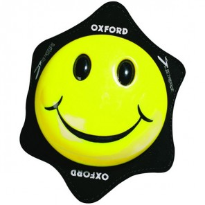 Oxford Smiler Knee Sliders Yellow